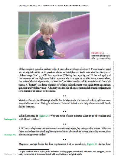 Motion Mountain Physics Textbook page 57