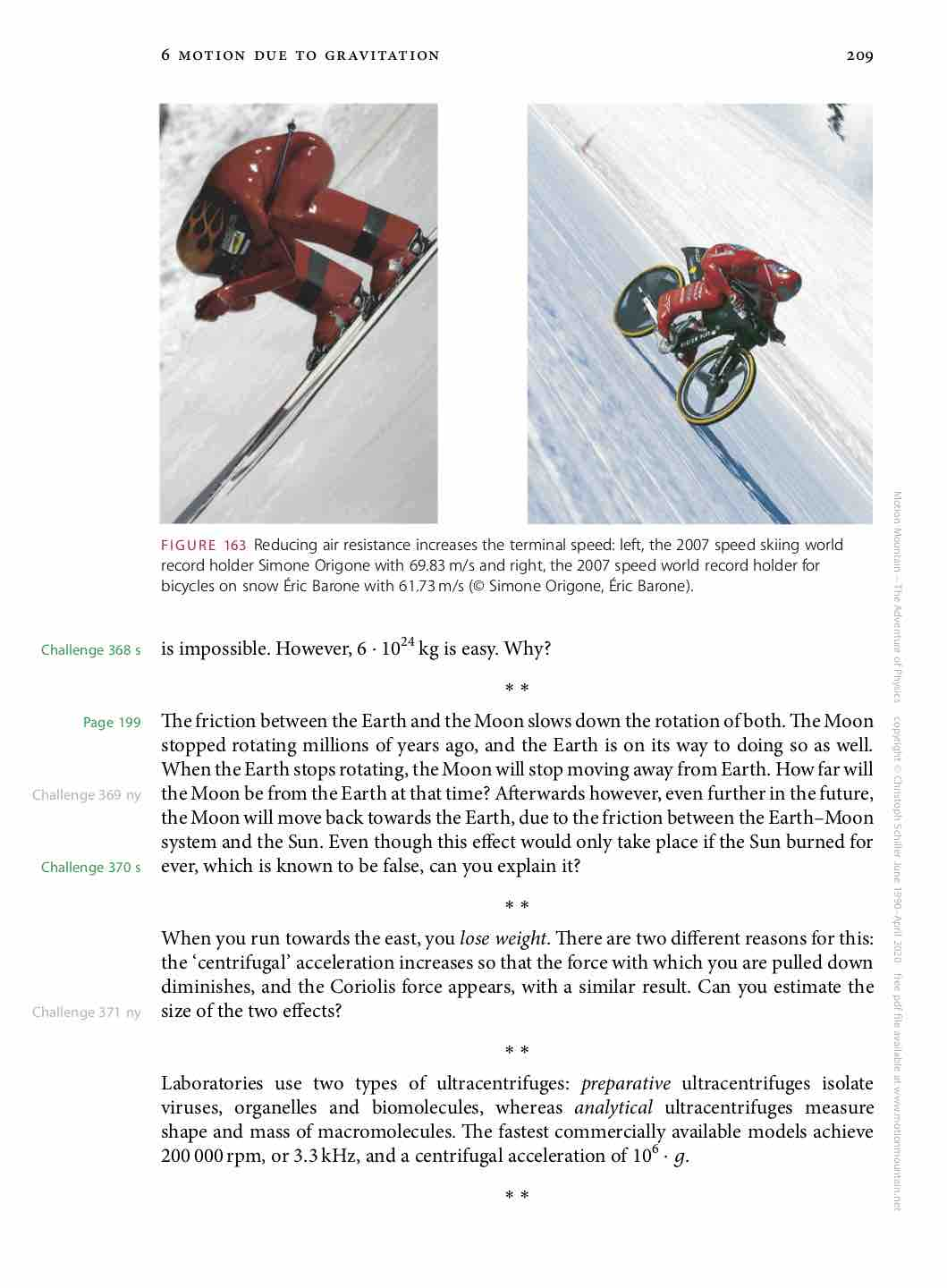 Motion Mountain Physics Textbook page 148
