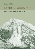 Motion Mountain cover